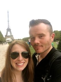 Picture perfect Paris.