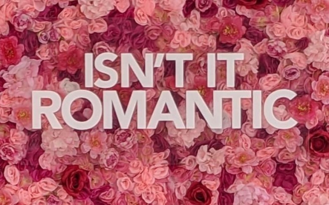 isn't it romantic flowers
